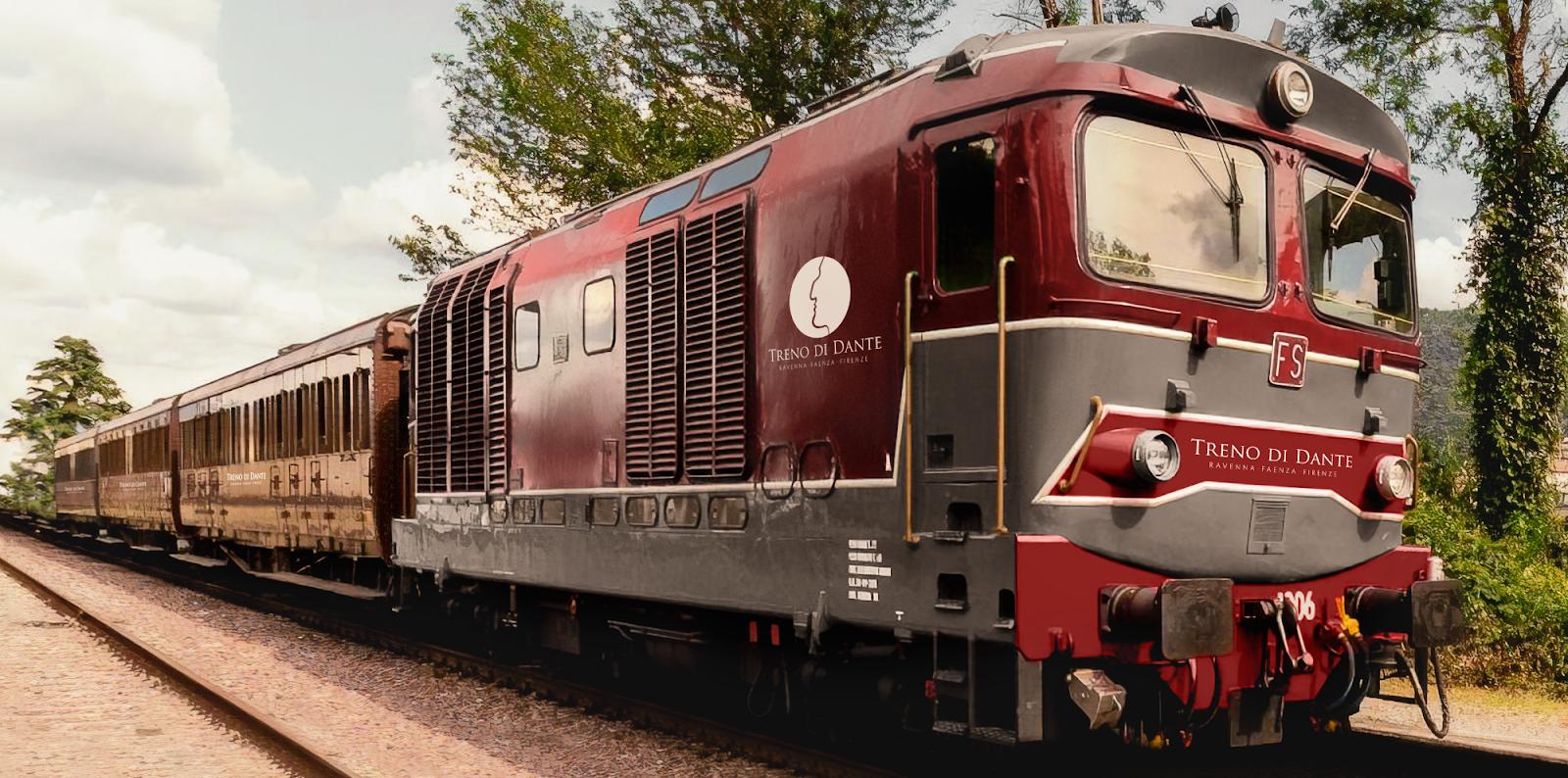 Treno di dante immagine 4